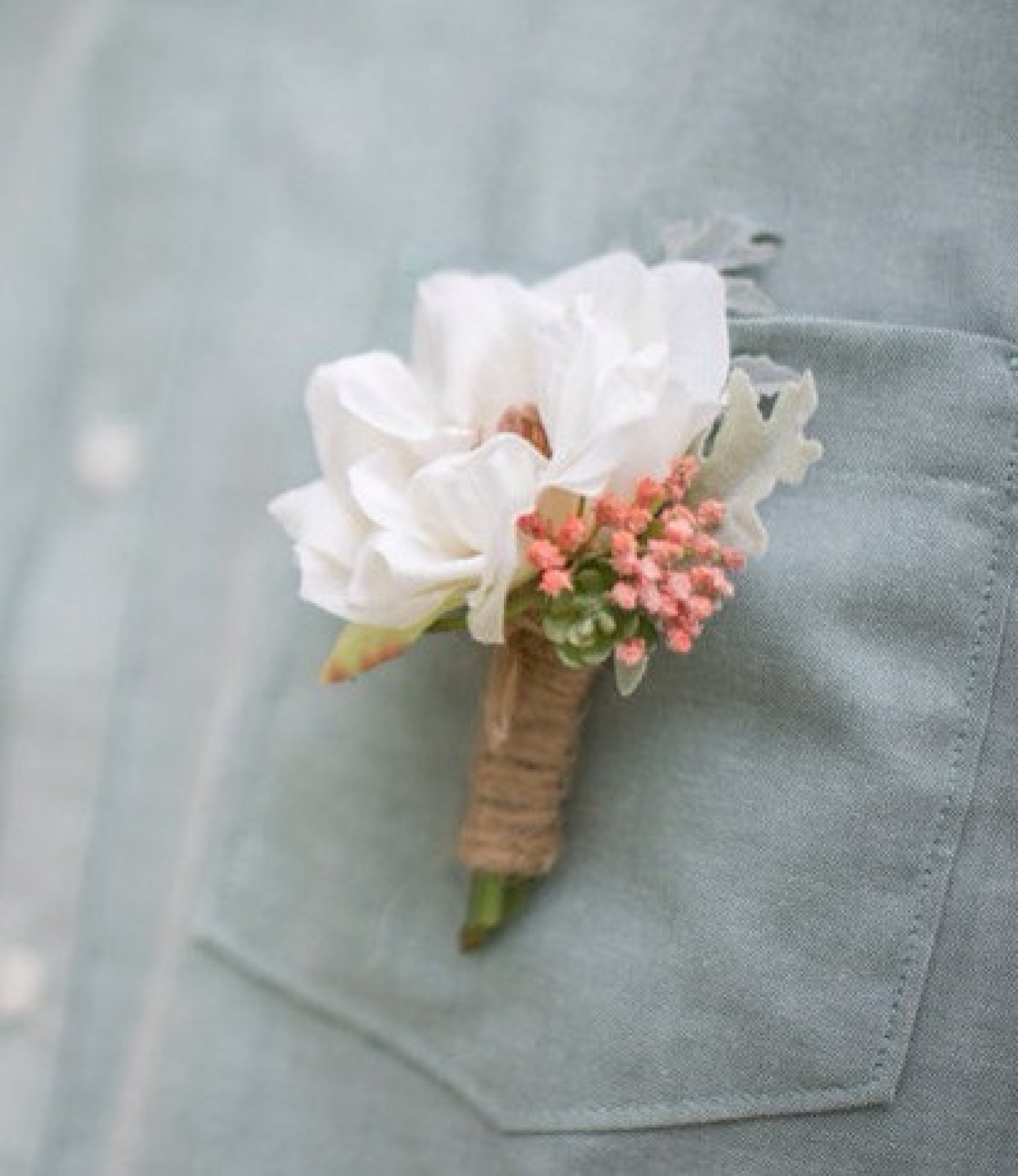 Coral rose boutonniere bride in bloom rustic boutonniere cream rose boutonniere silk wedding boutonnieres junglespirit Images