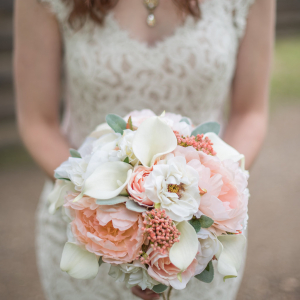 Silk flower Weddings