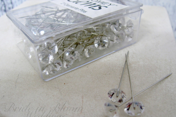 Boutonniere pins
