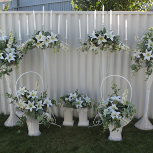 Wedding rental package