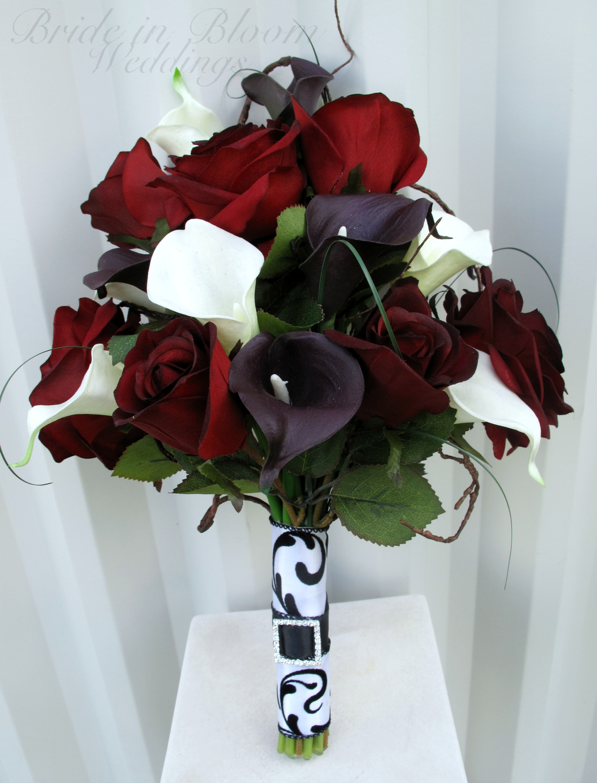 red and black wedding bouquets and black wedding bouquets www imgkid the 6990